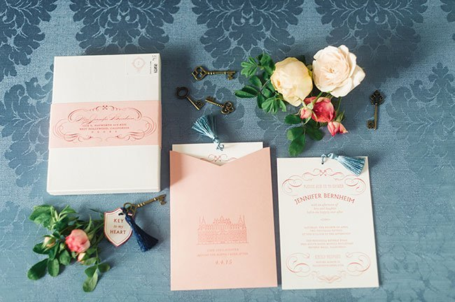 Grand Budapest Hotel Bridal Shower