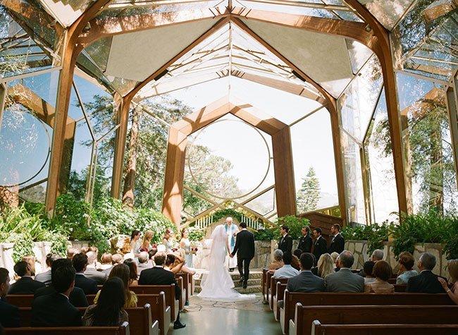 Summer Wedding at Wayfarer's Church