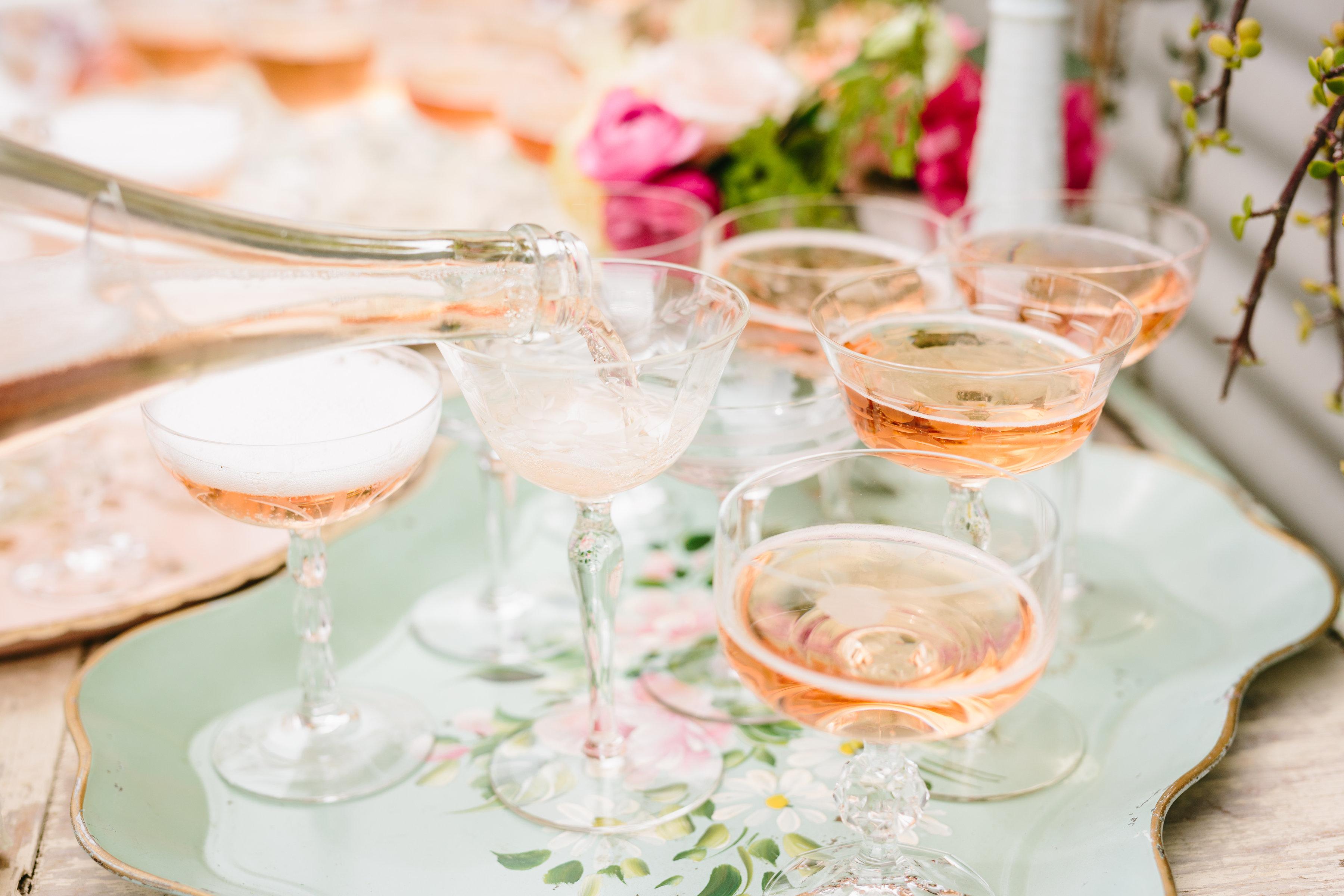 summer botanical cocktails summer wedding edition lilla bello