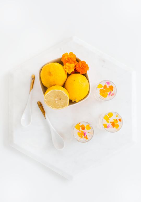 Lemon Jello Shots 1