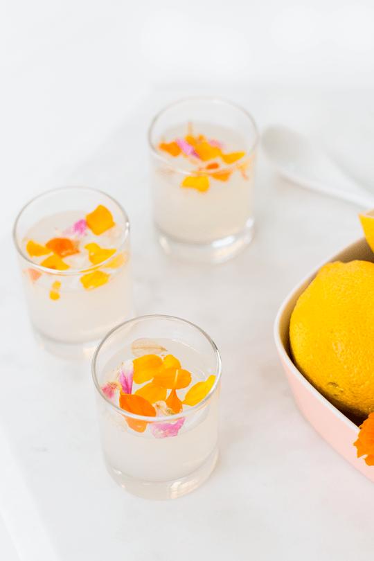 Lemon Jello Shots 3