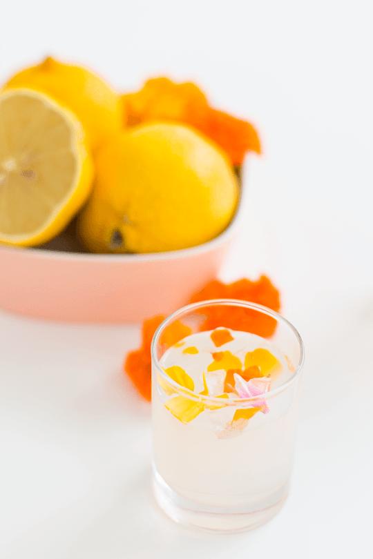 Lemon Jello Shots 4