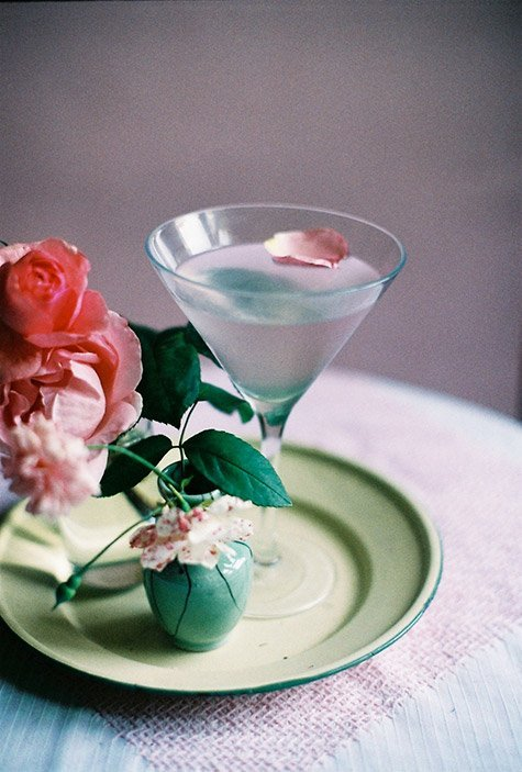 Rose Martini 1