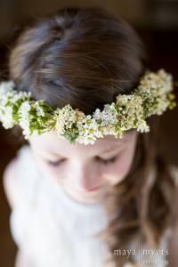 Malibu Rocky Oaks Flower crown