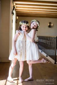 Malibu Rocky Oaks Flower Girls