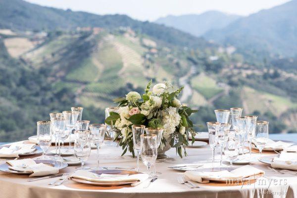 wedding flowers in inside weddings magazine