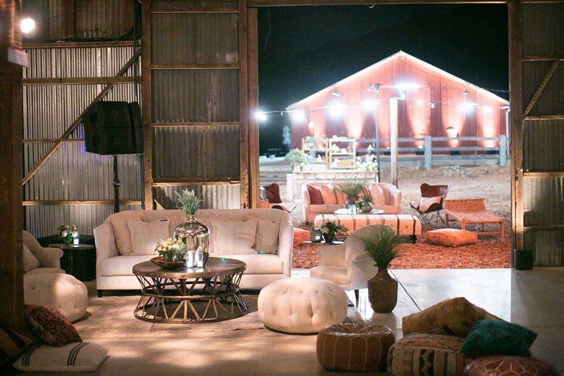 farmhouse reception, ojai valley inn