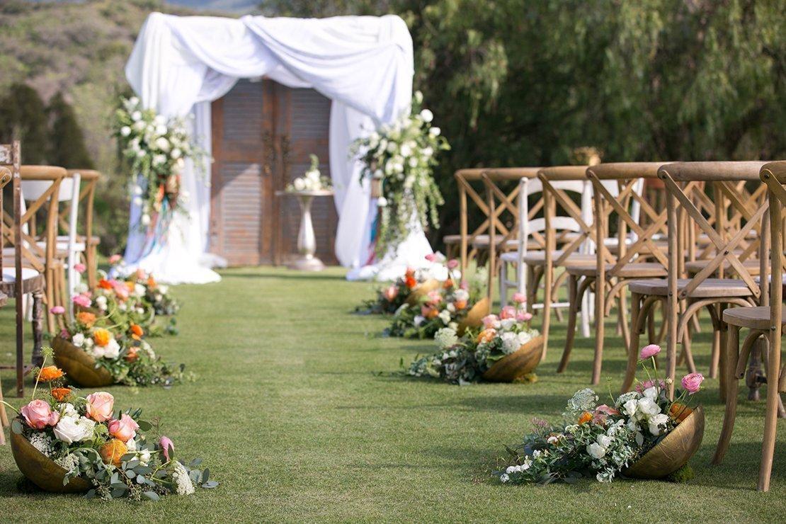 zen wedding ceremony