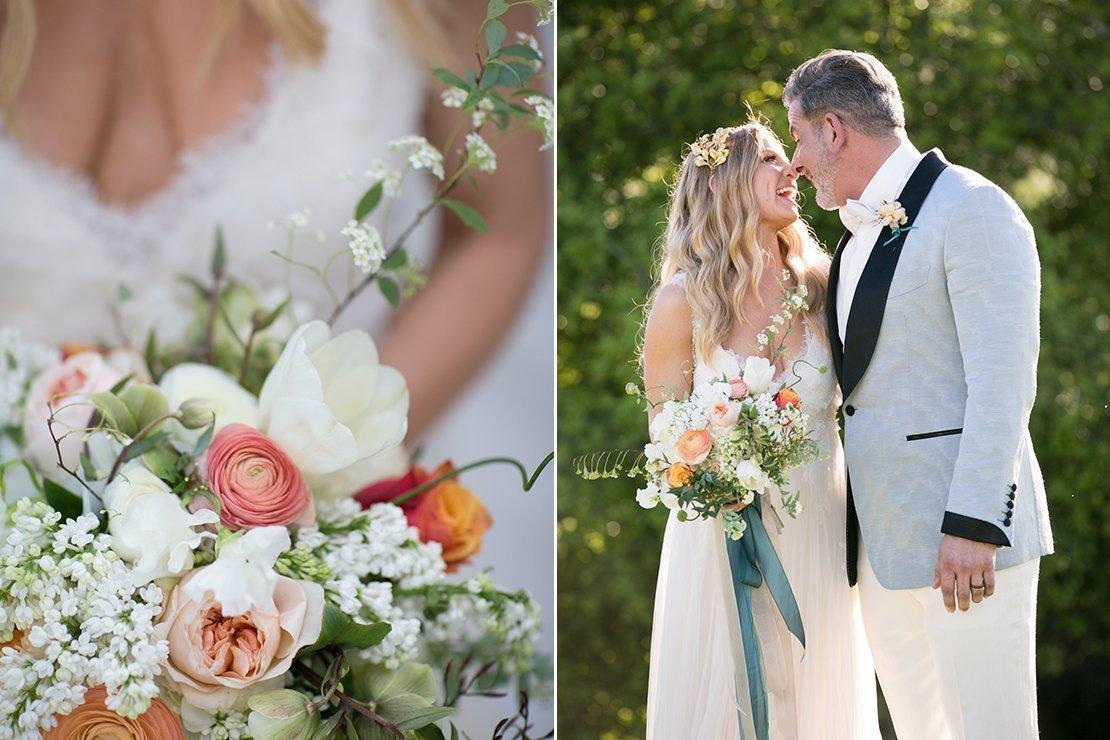 wedding, ojai valley inn