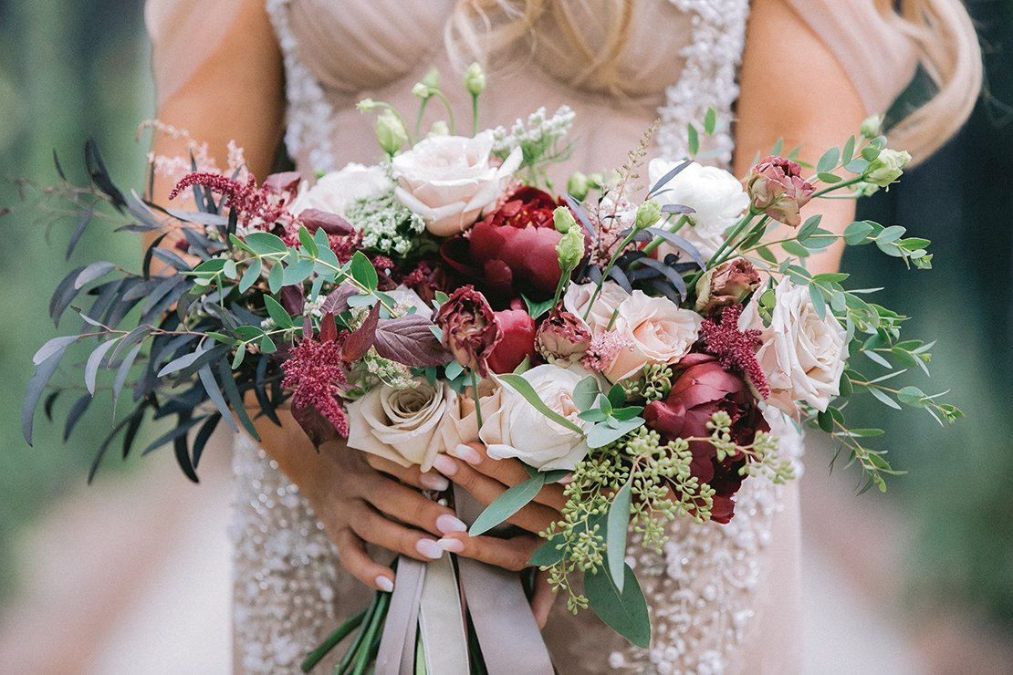 bridal bouquet los angeles
