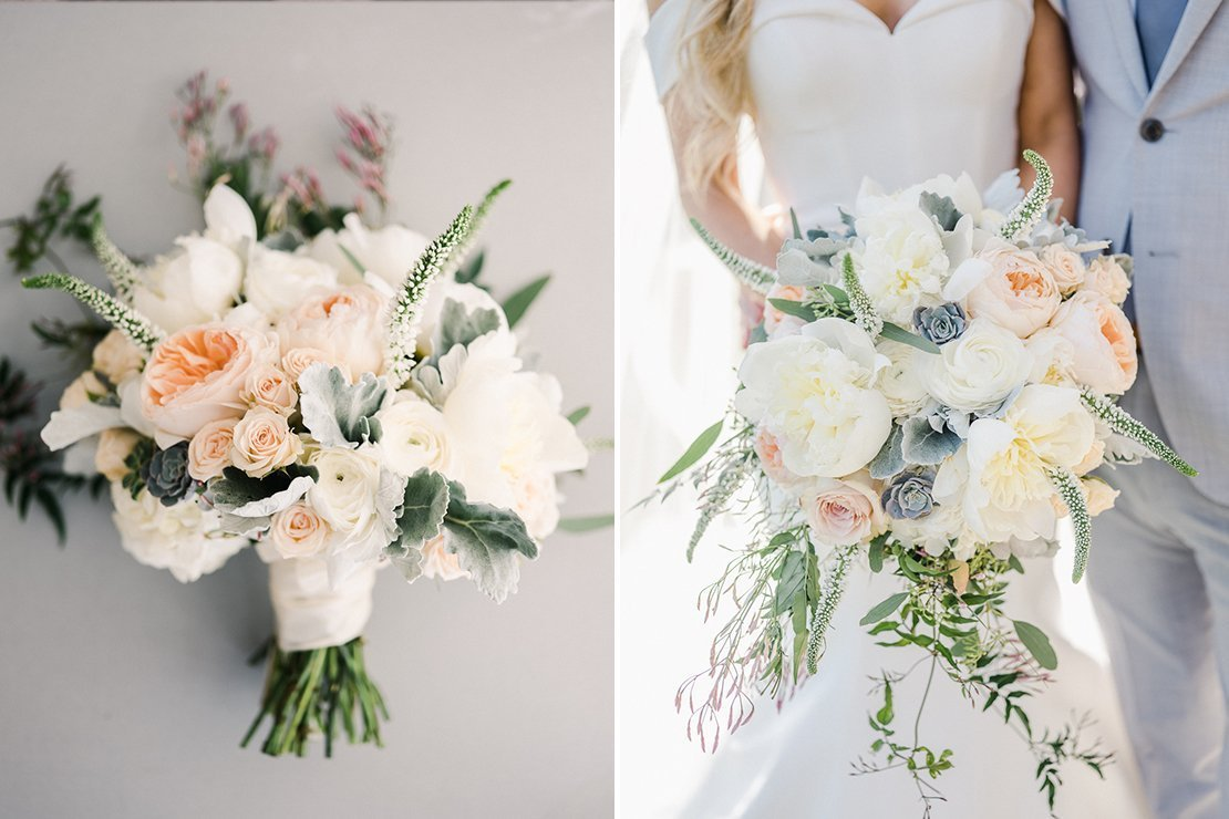 bridal bouquet, los angeles